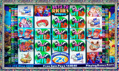 stinkin rich slot strategy