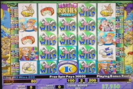 stinkin rich free online slot games