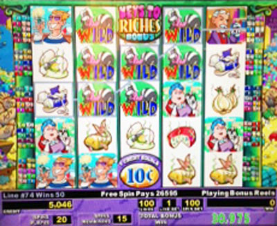 3 reel slot machine jackpot videos stinkin crawfish